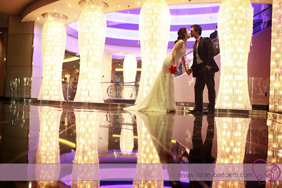 Pip Mike Las Vegas Wedding